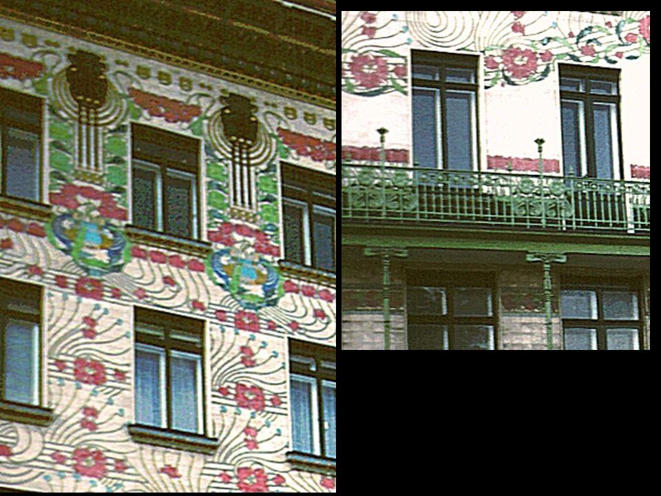 PABELLÓN DEL METRO, VIENA. 1898. O WAGNER
