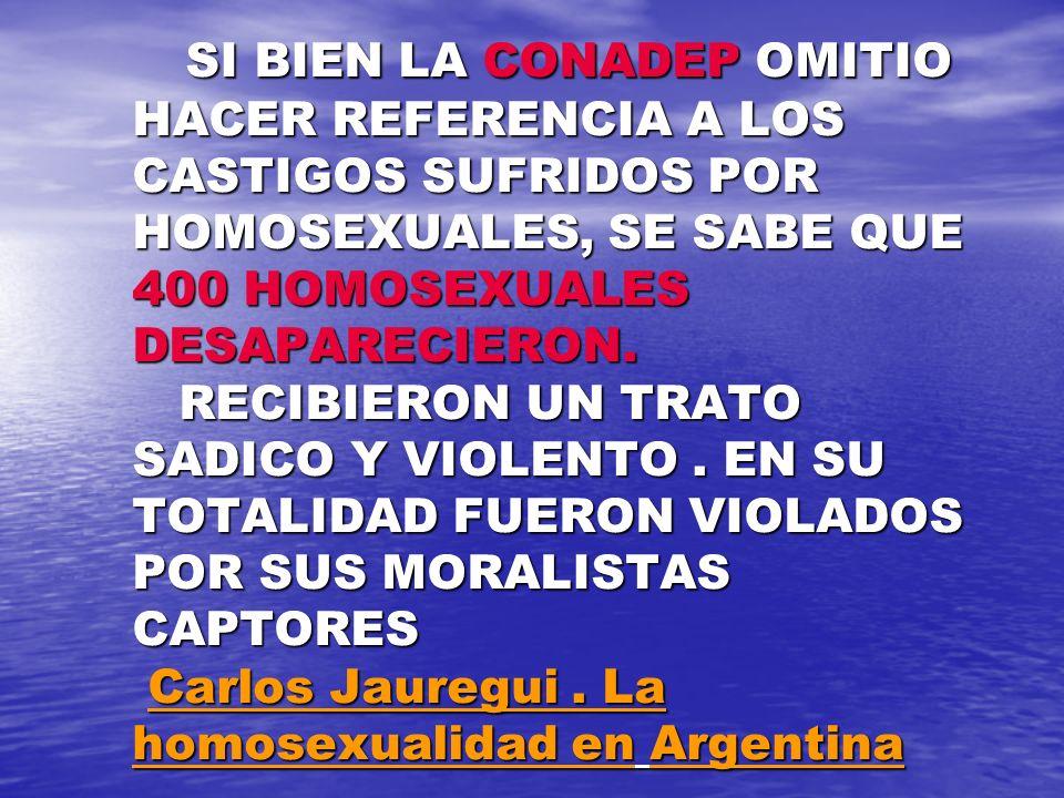 DICTADURA Y HOMOFOBIA DICTADURA Y HOMOFOBIA EL FRENTE DE LIBERACION HOMOSEXUAL SE DISOLVIO EN 1976. EL FRENTE DE LIBERACION HOMOSEXUAL SE DISOLVIO EN