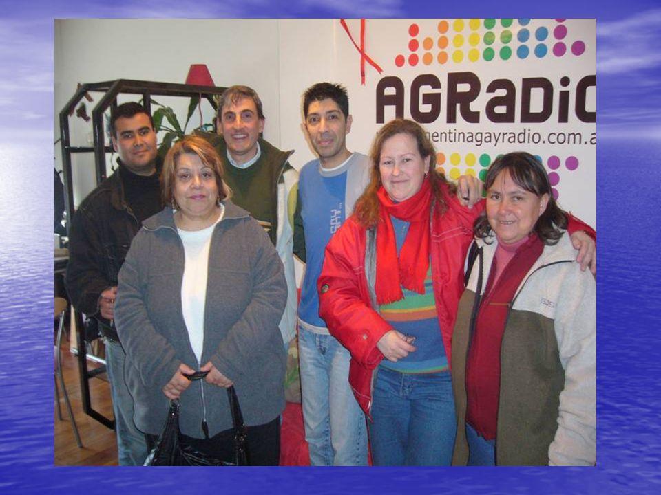 VISITAMOS LA ARGENTINA GAY RADIO VISITAMOS LA ARGENTINA GAY RADIO TRANSMITE POR INTERNET. ESUNA RADIO DIFERENTE, NO CONVENCIONAL. TRANSMITE POR INTERN