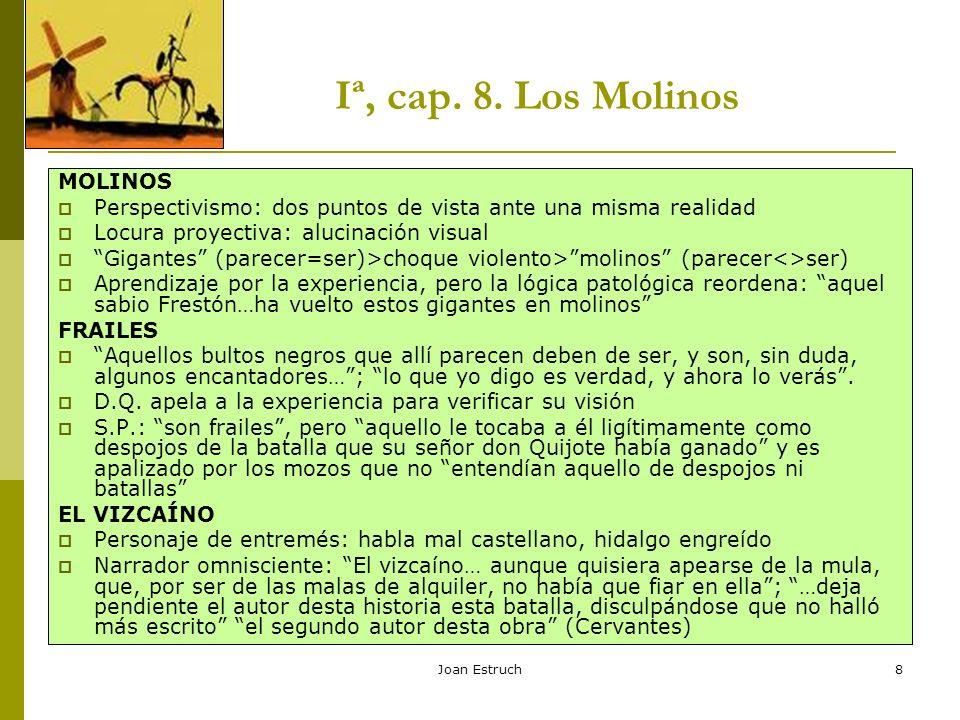 Joan Estruch19 IIª, cap.23. La cueva de Montesinos Perspectivismo.