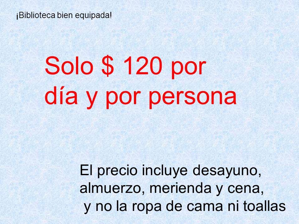 Para reservas, comunicarse con Alejandro Braceras al teléfono 4803-6015 de 15 a 18 Hs.