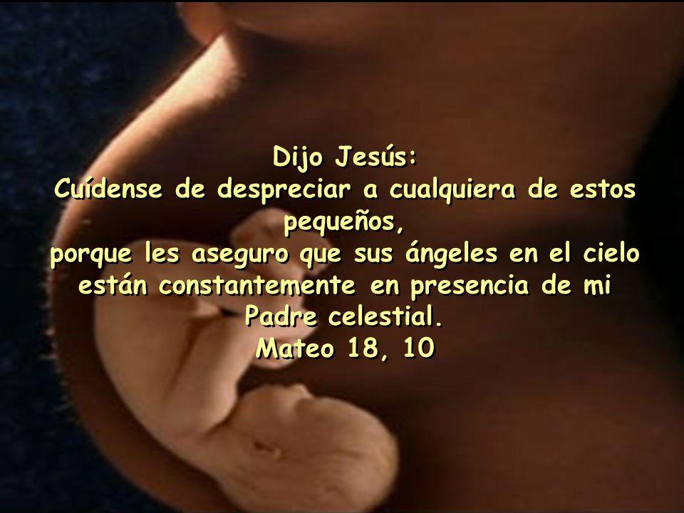 Los hijos son un regalo del Señor, el fruto del vientre es una recompensa; Salmo 127, 3 Los hijos son un regalo del Señor, el fruto del vientre es una