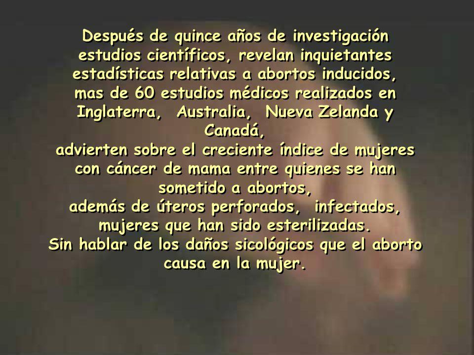 ¿Cuál es la oculta relación entre la industria de los anticonceptivos y la industria del aborto.