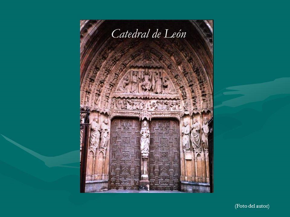 Catedral de León (Foto del autor)