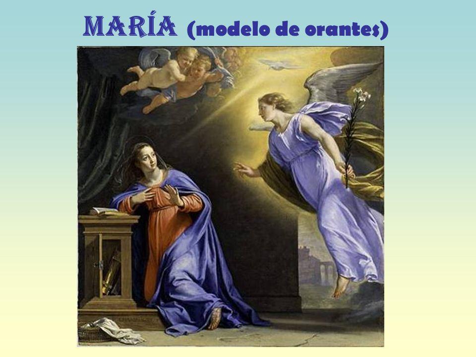 MARÍA (modelo de orantes)