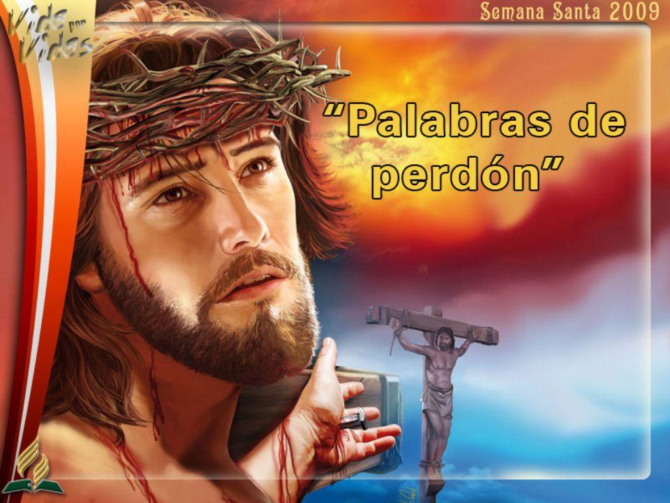 Y cuando llegaron al lugar llamado de la Calavera, le crucificaron allí, y a los malhechores, uno a la derecha y otro a la izquierda...