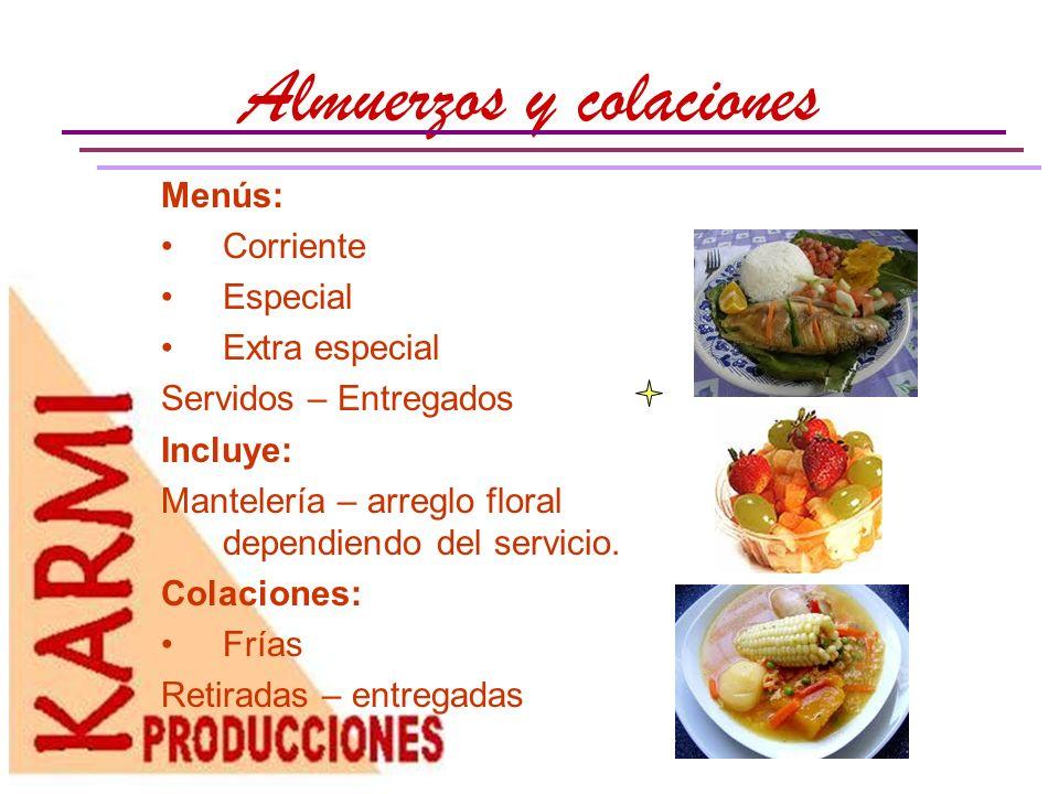 Cumpleaños y baby shower Servicio completo: Comestible – bebestibles confites - torta.