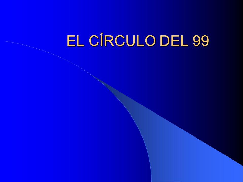 EL CÍRCULO DEL 99