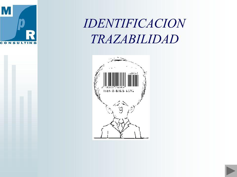 IDENTIFICACION TRAZABILIDAD