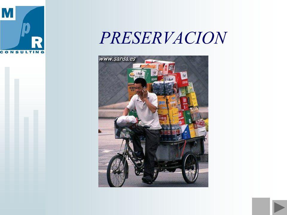 PRESERVACION