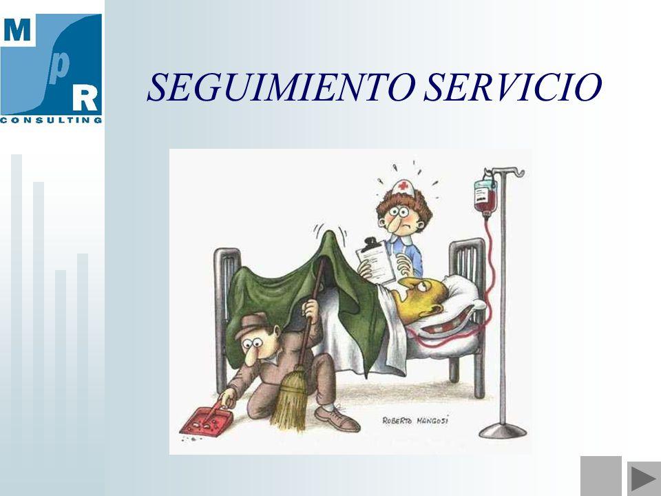 SEGUIMIENTO SERVICIO