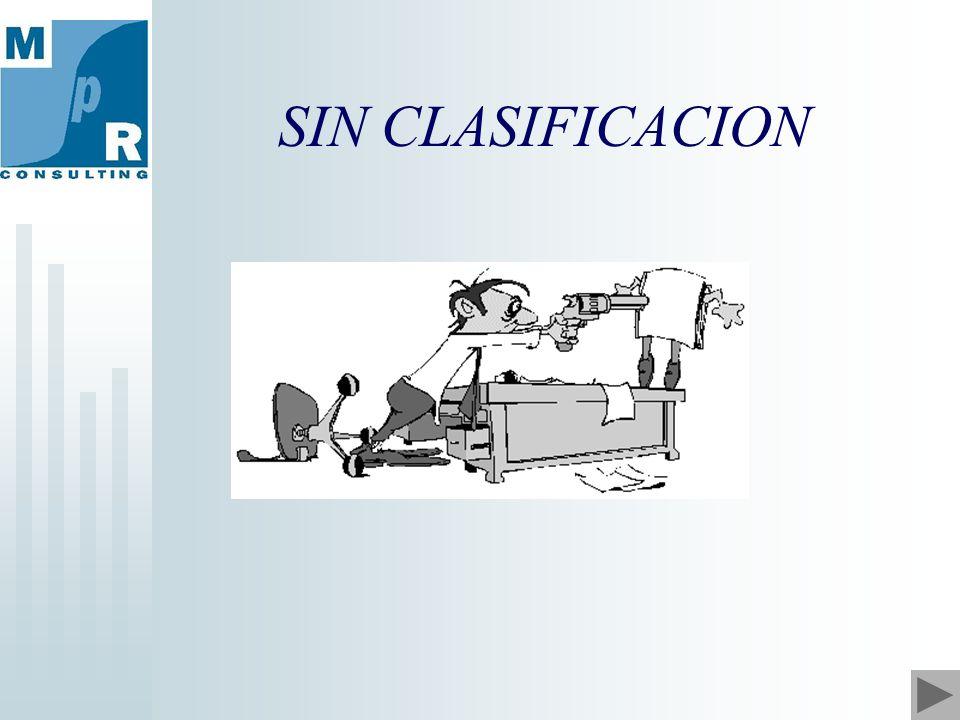 SIN CLASIFICACION