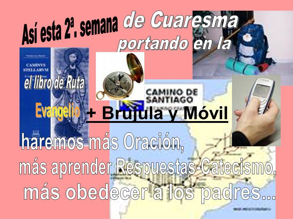 + Brújula y Móvil