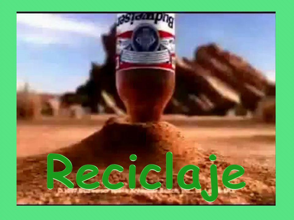 ¿Que Es Reciclar?