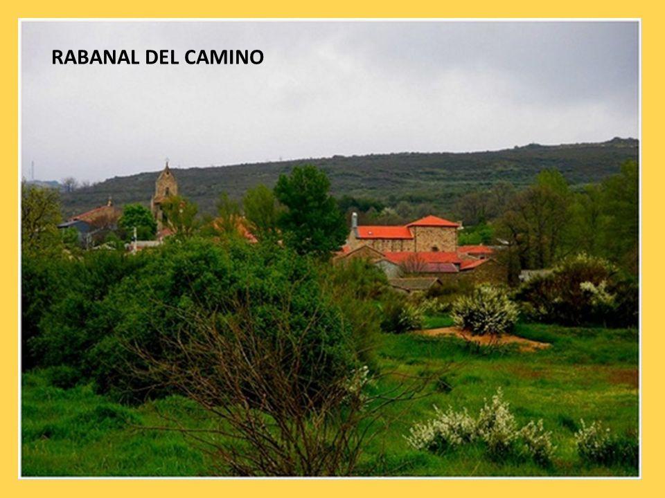 La parte maragata del puerto es la más suave, representa el ascenso desde la meseta a los montes de León y salva un desnivel de 360 m.