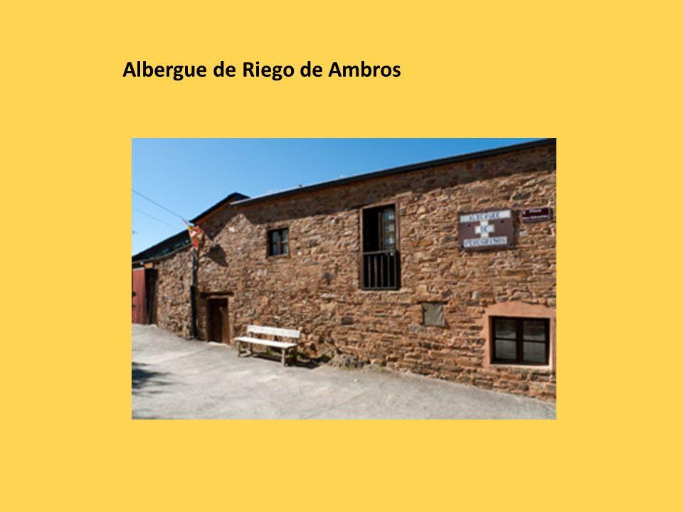 Albergue de Riego de Ambros