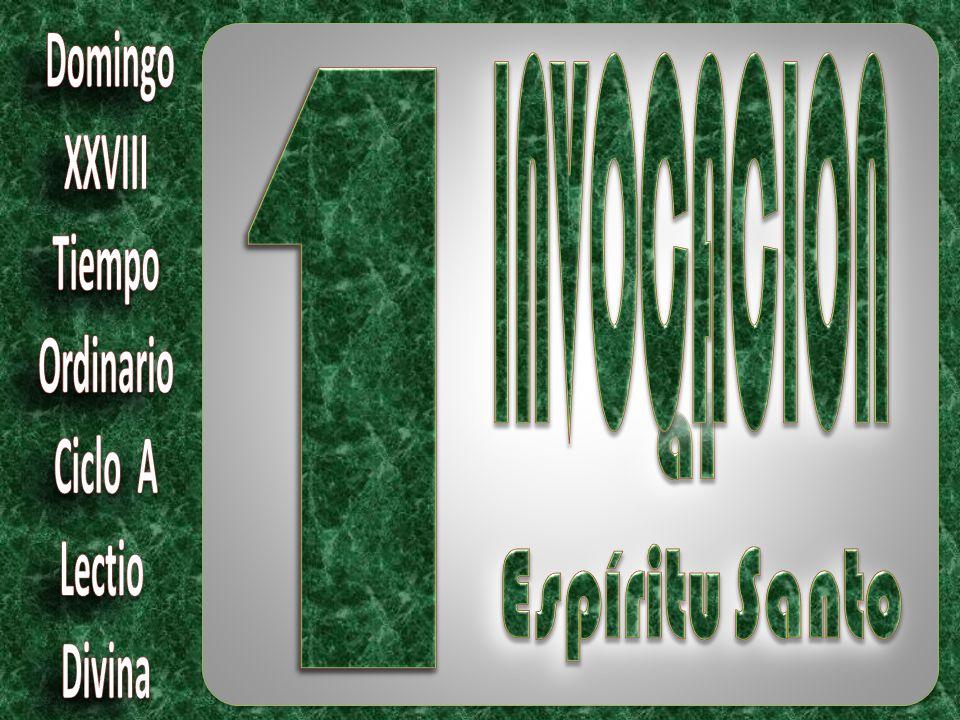 ¿ O í mos con indiferencia -es de esperar que no con agresividad y violencia- a los « criados » o profetas que de parte de Dios nos anuncian la buena noticia de la invitaci ó n.