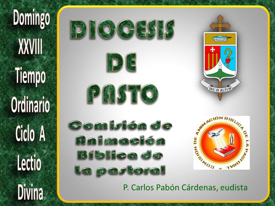 P. Carlos Pabón Cárdenas, eudista
