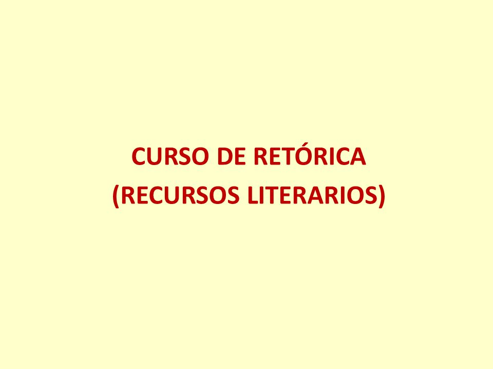 RECURSOS FONÉTICOS ALITERACIÓN ONOMATOPEYA REDUPLICACIÓN ECO PARONOMASIA SIMILICADENCIA