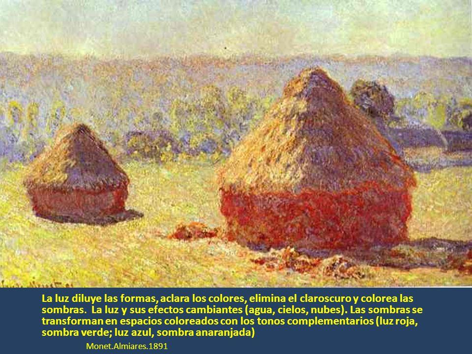 Vincent Van Gogh 1853-1890 Fuerza expresiva del color.