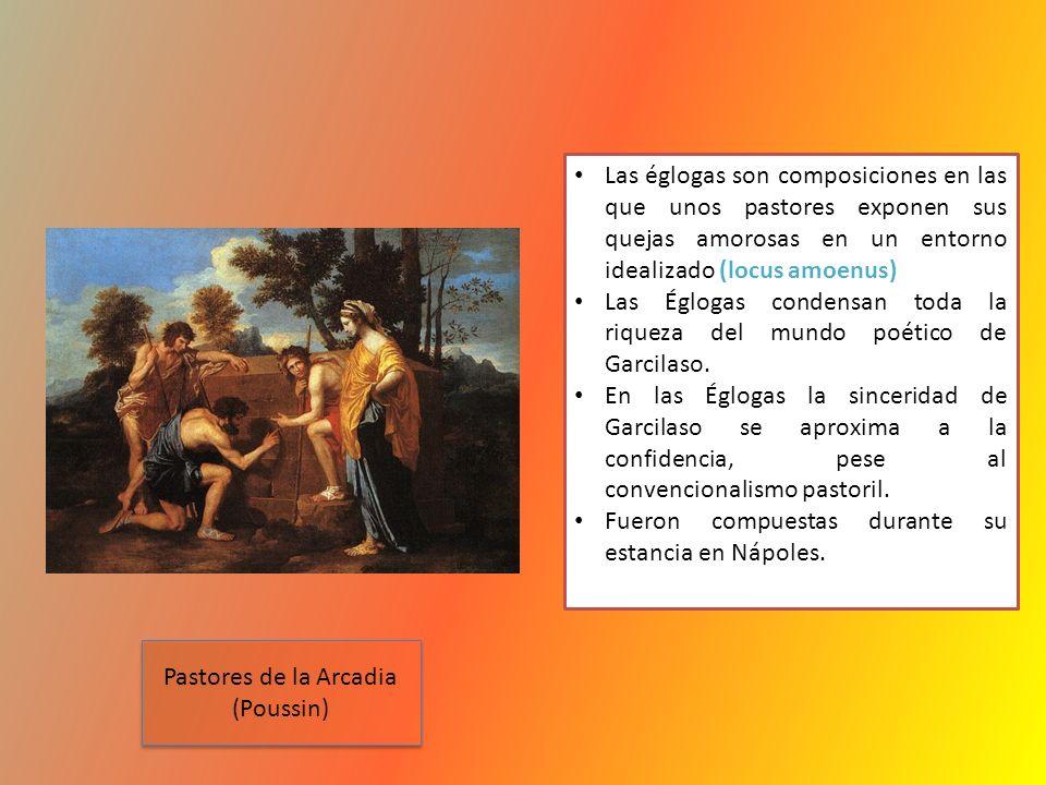ÉGLOGA I Contiene los monólogos de dos pastores, Salicio y Nemoroso.