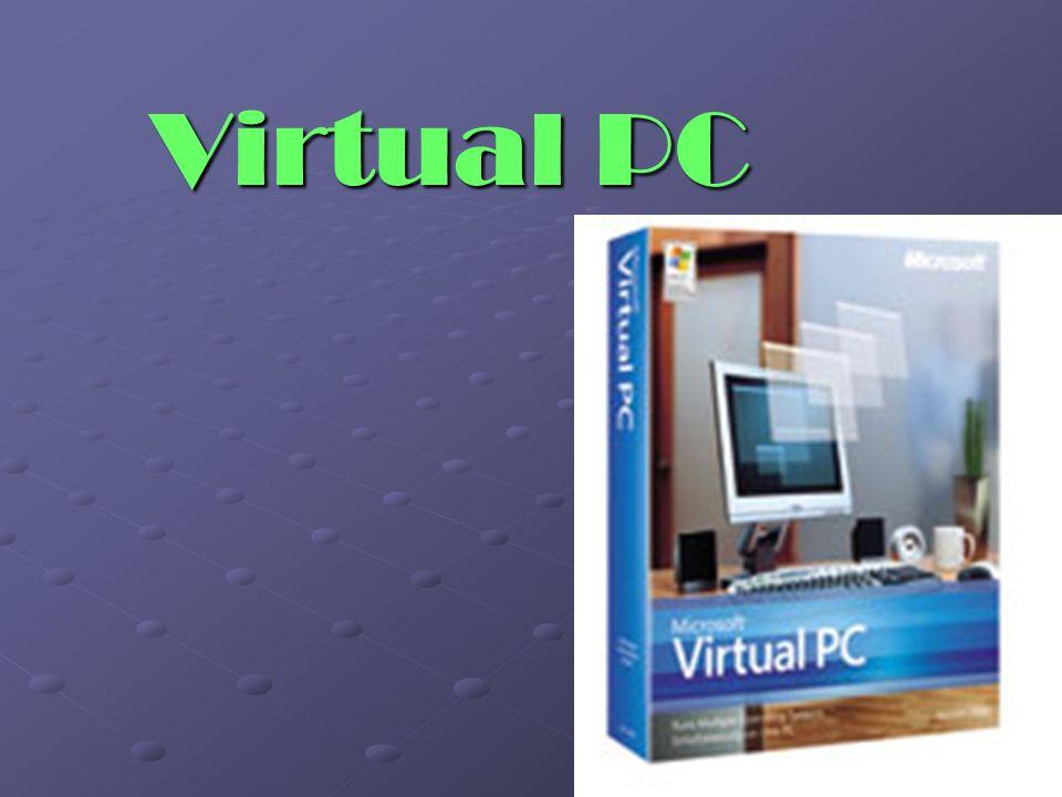 Ejercicio 1.Bajar de internet el Virtual PC 2.Instalarlo 3.Crear una máquina virtual para DOS 4.Instalarle DOS