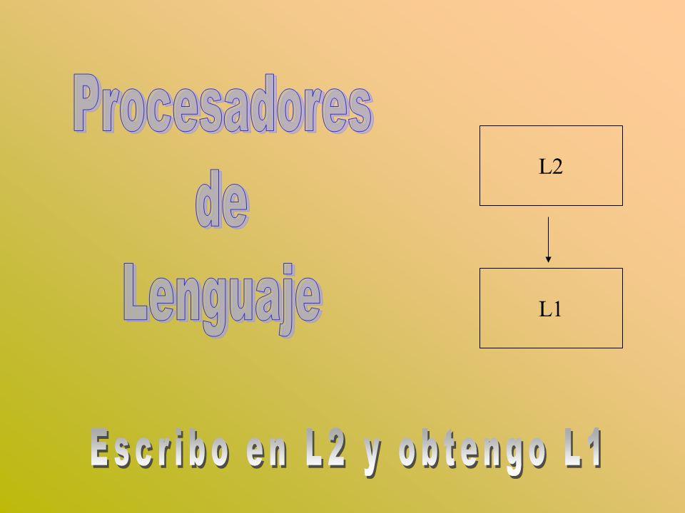 L2 L1