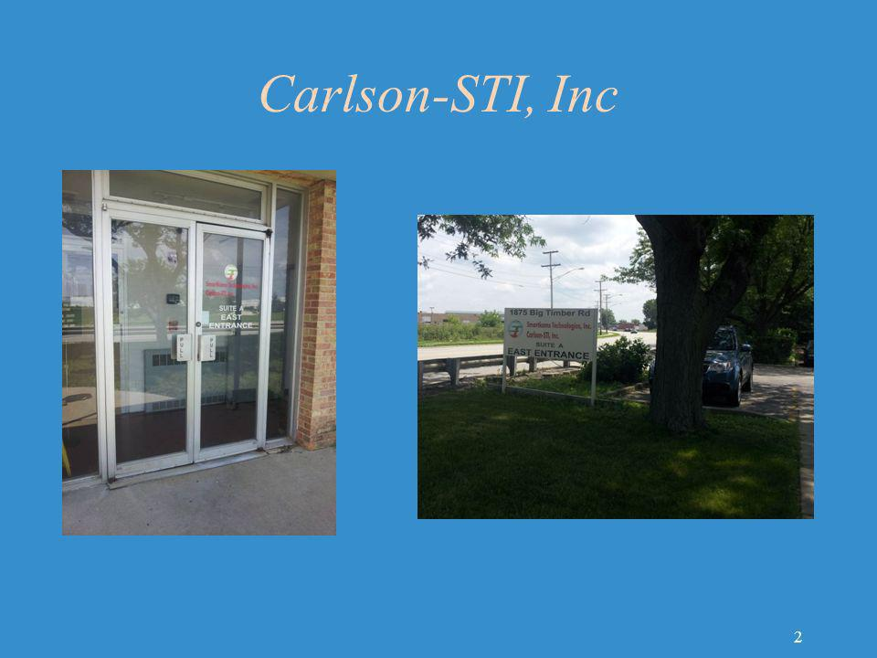 Carlson-STI, Inc 2