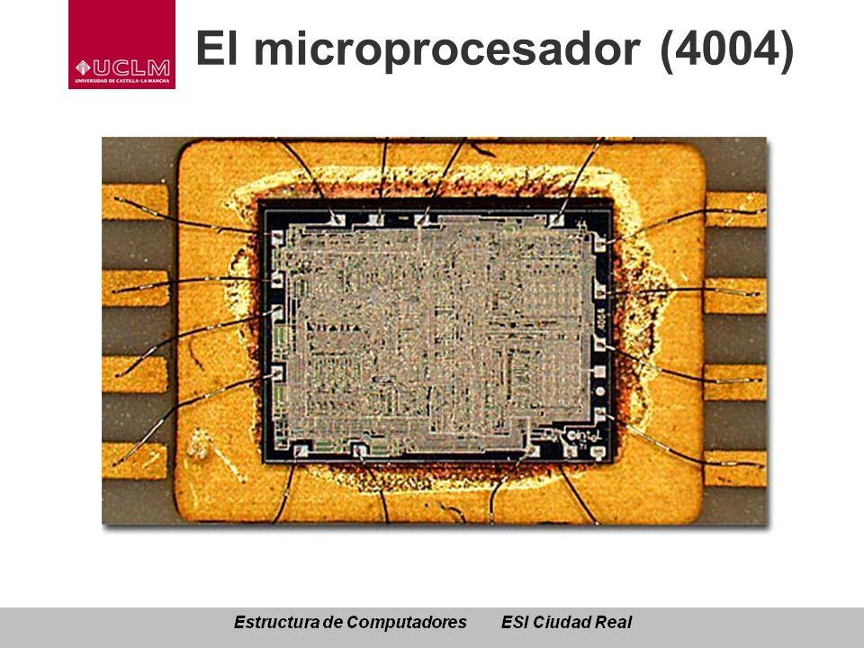 El microprocesador (4004)