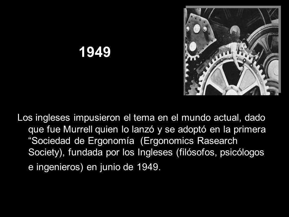 ORIGEN Y EVOLUCION HISTORICA 1900 Frederick Taylor. 1911 2da. Revolución Industrial - Henry Ford. Décadas 20, 30 y 40 U.S.A. Fenómeno de la superespec