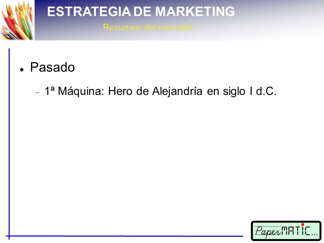 ESTRATEGIA DE MARKETING Competidores Posición en el mercado Tenemos 11 papelerías con el personal de una Precios