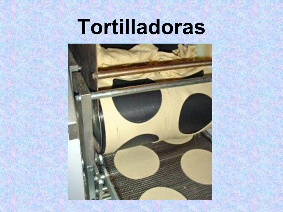 Tortilladoras