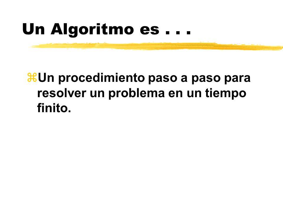 Fase de Resolver el Problema Analisar el problema y especificar que debe hacer la solución desarrollar una solución general (algoritmo) para resolver