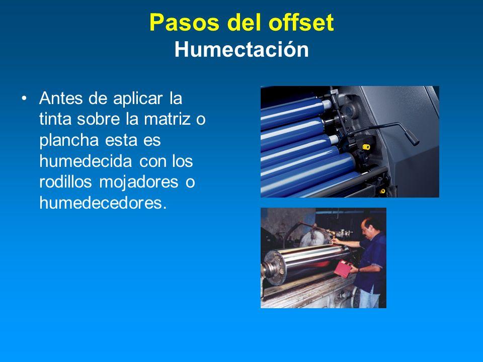 Se vierte la tinta en el tintero de la máquina, la caída se regula con el clavijero.