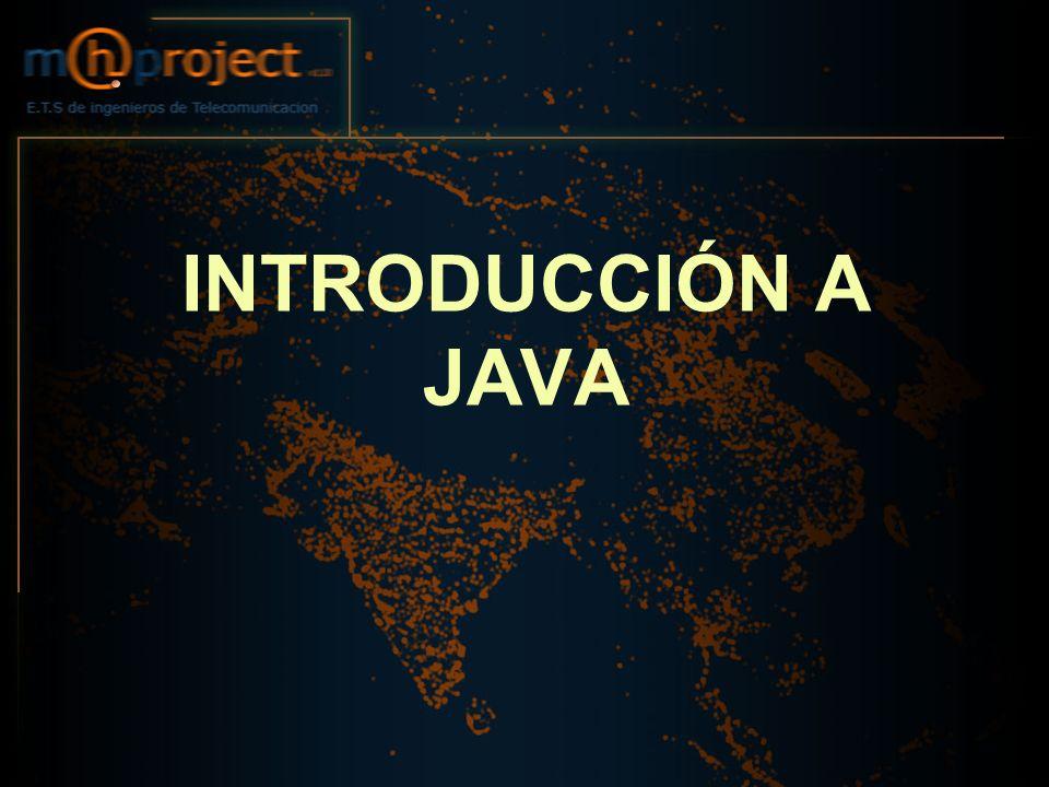 E.T.S de Ingenieros de Telecomunicación - UPNA.2 Índice ¿Qué es Java.