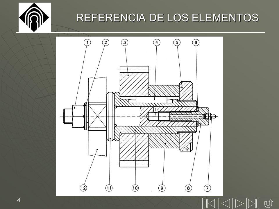 4 REFERENCIA DE LOS ELEMENTOS