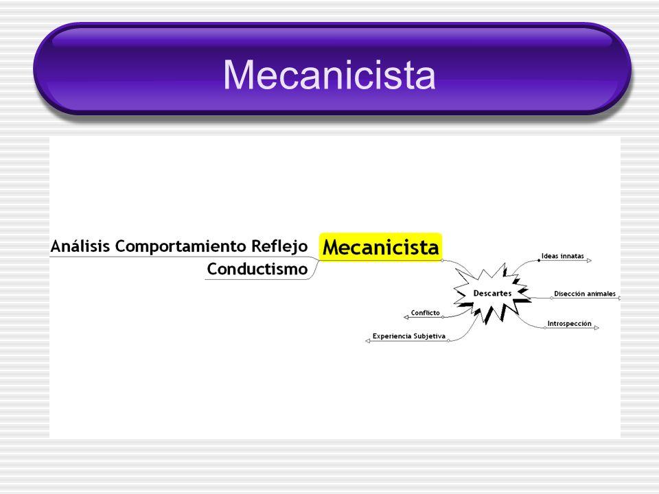 Mecanicista
