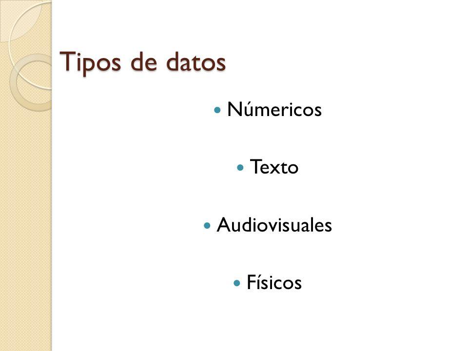 Salida (Output) Proceso de mostrar resultados al usuario. Se lleva a cabo a través del monitor (pantalla), impresora (printer) y bocinas.