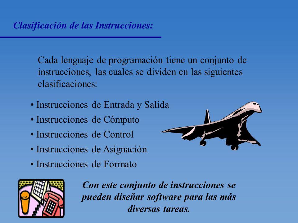Se denominan Lenguajes de Programación al conjunto de reglas, instrucciones y normas necesarias por medio de las cuales el ser humano puede transmitir