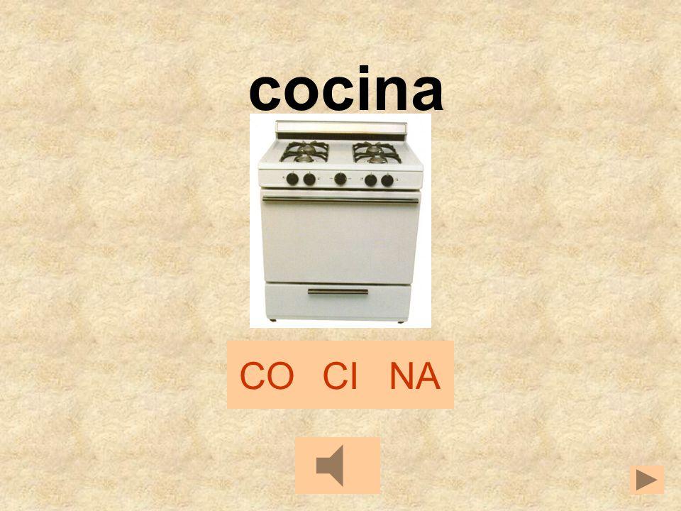 COCINA cocina