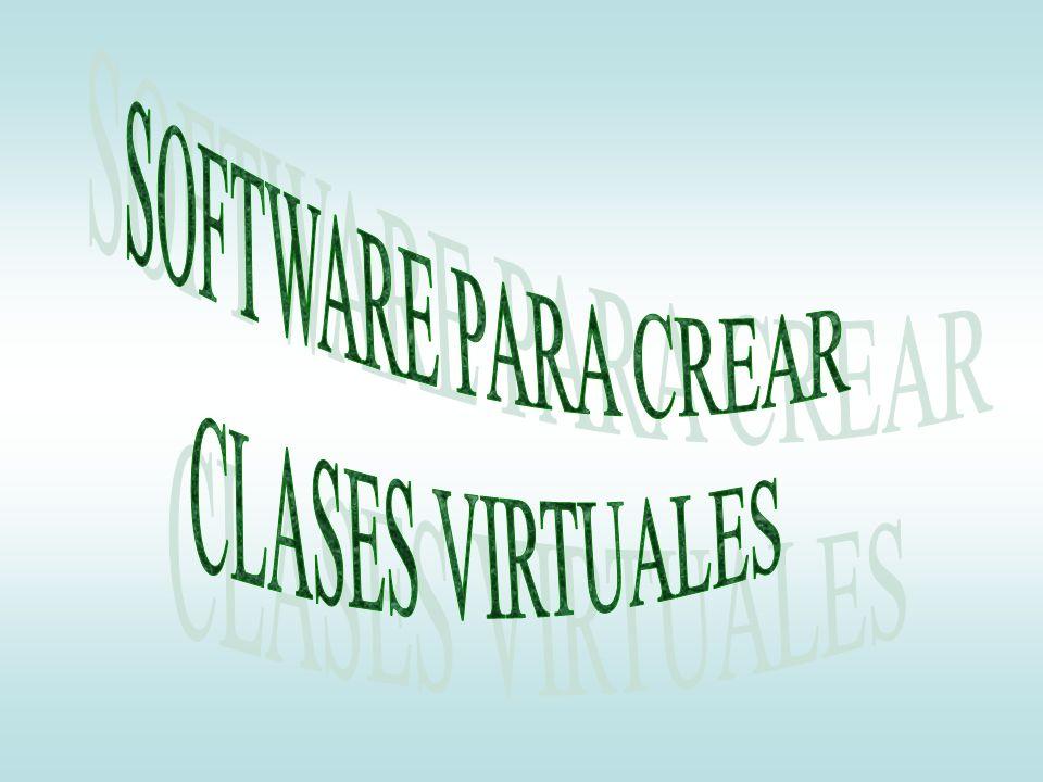 Virtual School:Virtual School Hasta ahora no ha liberado software.