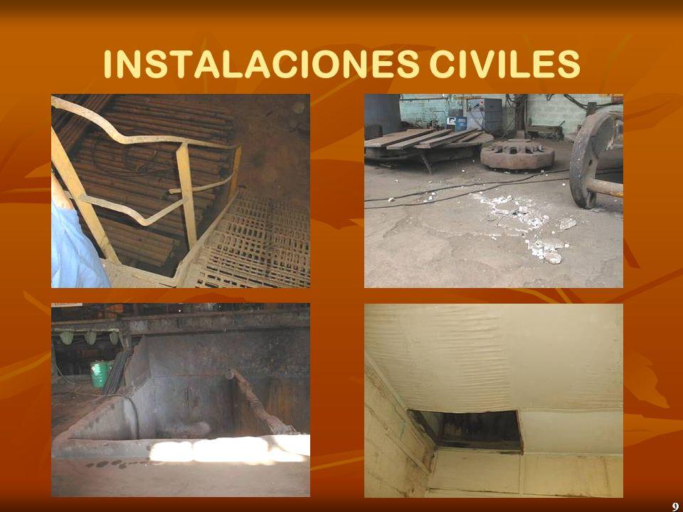 10 PREVENCIÓN Y PROTECCIÓN CONTRA INCENDIOS Extintores ubicados en lugares visibles y de fácil acceso.