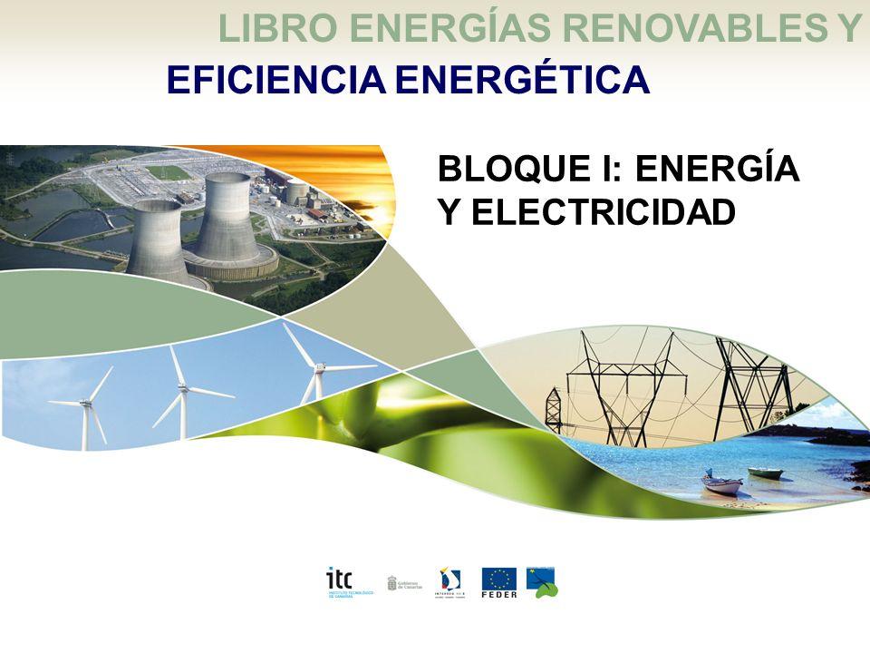 Energías renovables y eficiencia energética: 1 Energía y electricidad BLOQUE I: ENERGÍA Y ELECTRICIDAD Capítulo 1 LA ENERGÍA