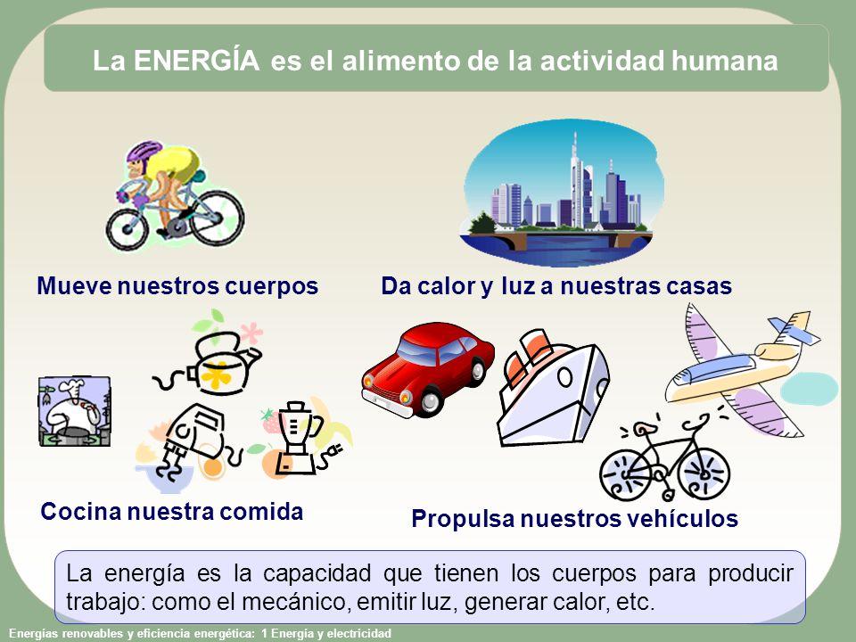 Energías renovables y eficiencia energética: 1 Energía y electricidad CENTRALES TÉRMICAS II Caldera: convierte el agua en vapor.