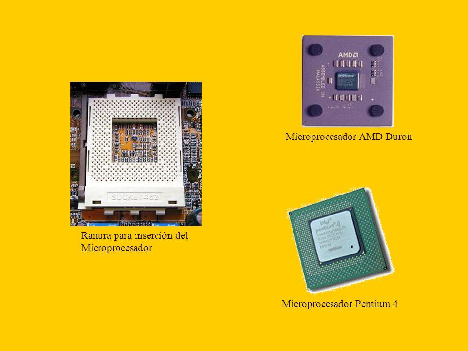 Computadoras más potentes, realizan procesamiento en paralelo.