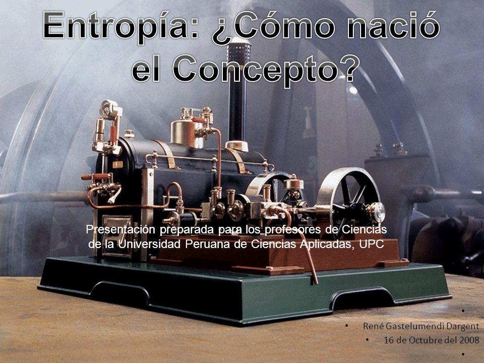 René Gastelumendi Dargent 16 de Octubre del 2008 Presentación preparada para los profesores de Ciencias de la Universidad Peruana de Ciencias Aplicada