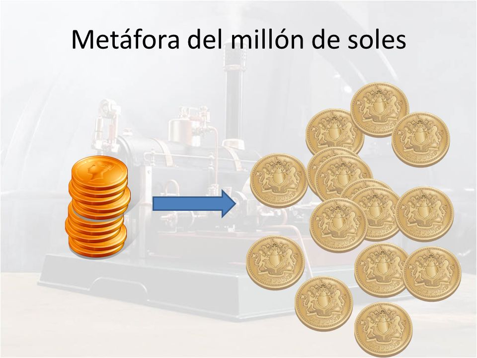 Metáfora del millón de soles