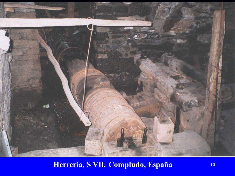10 Herrería, S VII, Compludo, España