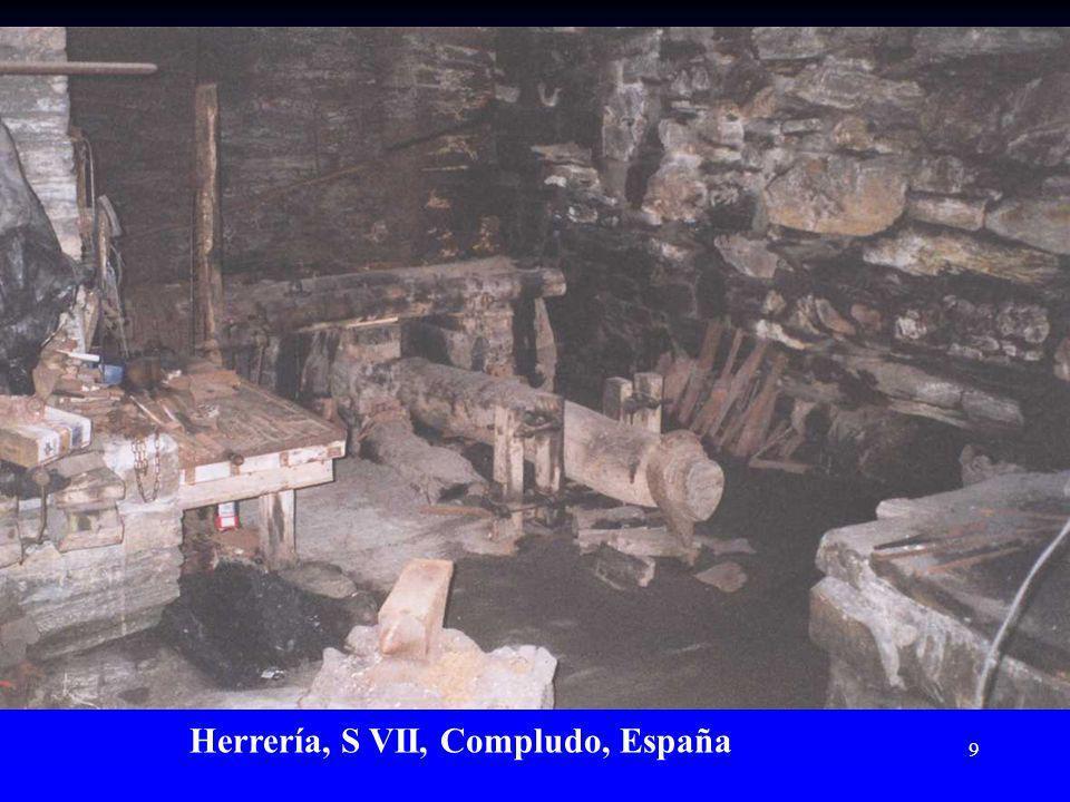 9 Herrería, S VII, Compludo, España