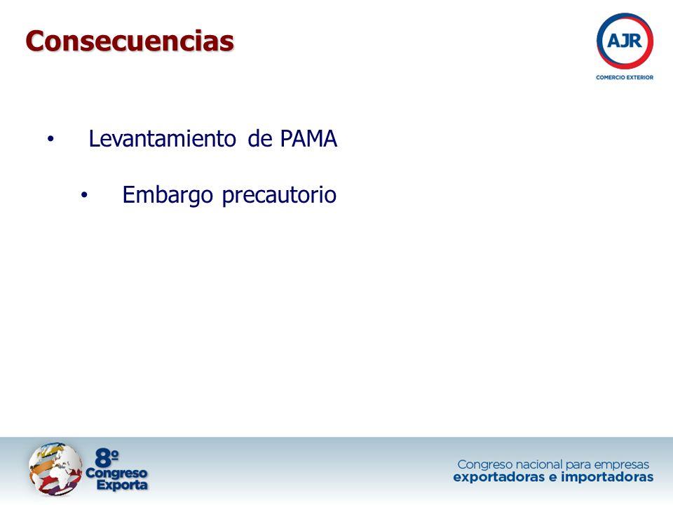 Llevar a cabo la regularización de la máquina Aún cuando se encuentren en facultades de comprobación y habiendo iniciado el PAMA Presentando escrito Solución